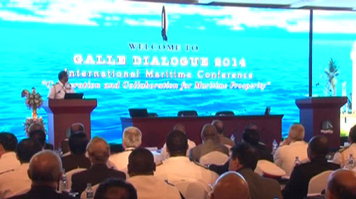 7th Galle Dialogue International Maritime Conference begins next week