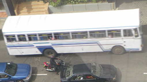 Private bus strike in several Southern cities