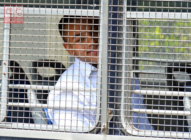 Yoshitha and 4 others further remanded
