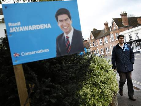 Sri Lankan-origin candidate elected to UK Parliament