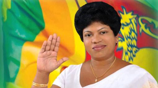 UNP's Katana Organiser Rose Fernando resigns