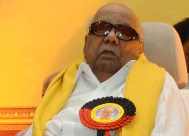 Karunanidhi condemns Ranil Wickramasinghe's remarks