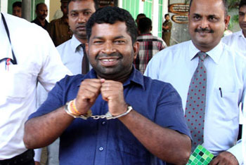 No bail for Pillayan, remanded until Jan. 27