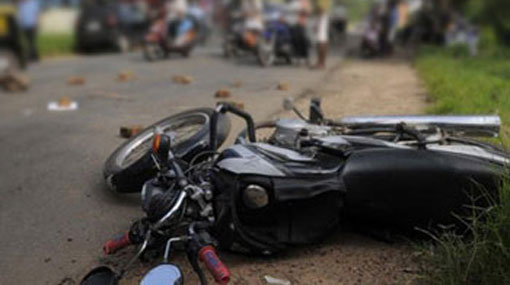 Two Uni students killed in motorcycle accident in Jaffna