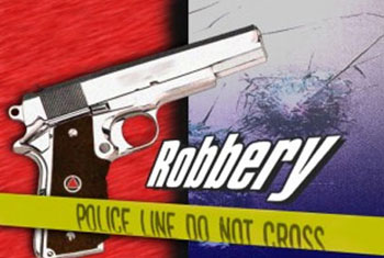 Armed robbery but no shooting - Police
