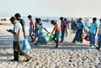 Release order for 37 Indian fishermen - Devadas