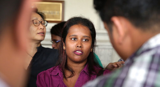 Malaysian court finds film activist guilty for showing SL war documentary