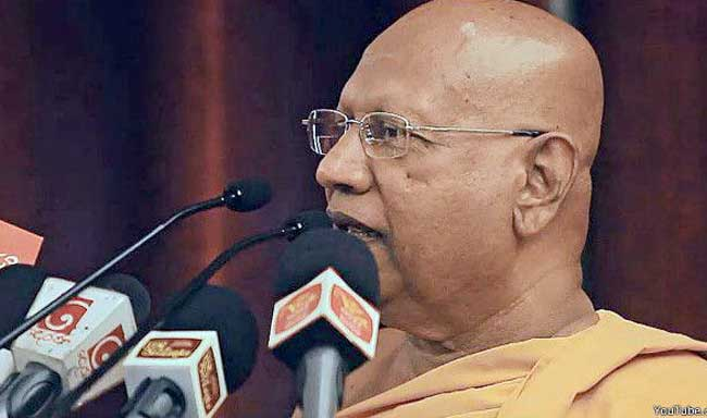 National unity should not be infringed upon – Ven. Bellanwila Wimalarathana thero