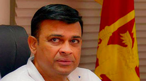 Ranjan appointed as the new organizer for Gampaha