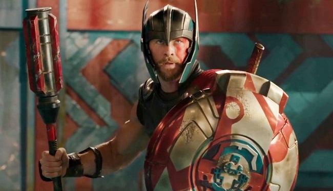 'Thor: Ragnarok' marks 17th straight number one opening for Marvel