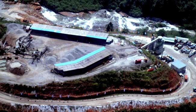VIDEO: President opens Upper Kotmale Tunnel