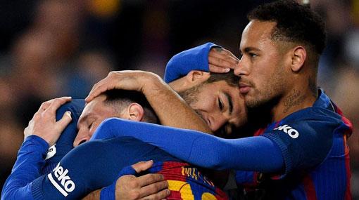 Luis Suarez tried to stop Neymar's 'painful' Barcelona exit