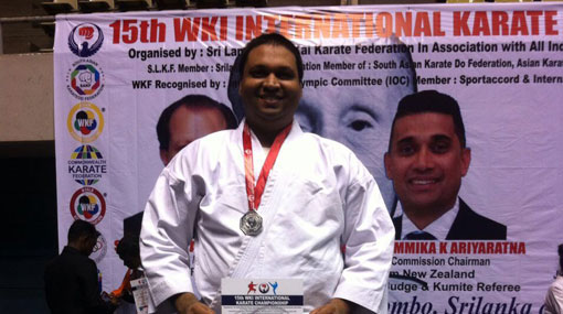 Sri Lanka wins big at South Asian International Karate Championship