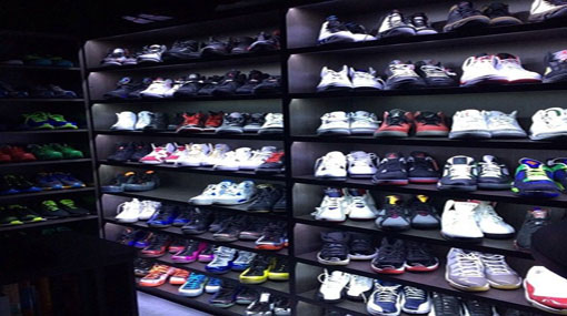 Import Duty on sports shoes to be removed effective midnight today