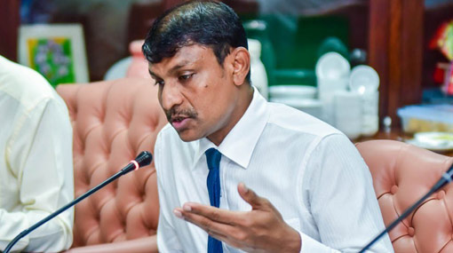 Maldivian MP makes 'coup' allegations against Sri Lankan govt