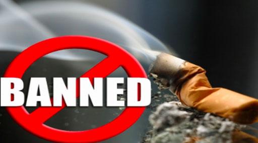 Vatican bans sale of cigarettes