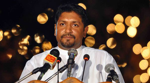 I will not allow threats to national Security – Ruwan Wijewardene