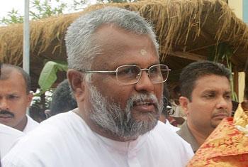 'Minister' privileges saved Douglas from arrest