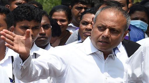 Sagala refutes claims of meeting with Gamini Senarath