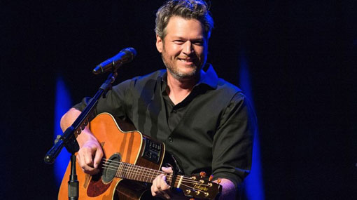 Blake Shelton named 2017's Sexiest Man Alive