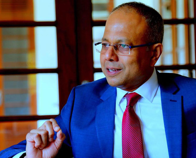 We won't allow Aava group to raise its head - Sagala