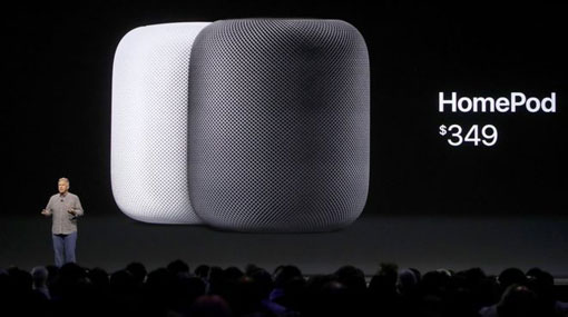 Apple delays launch of smart speaker