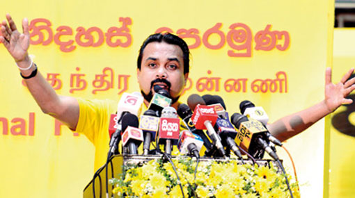 Dismal political decisions have burdened the public – Wimal