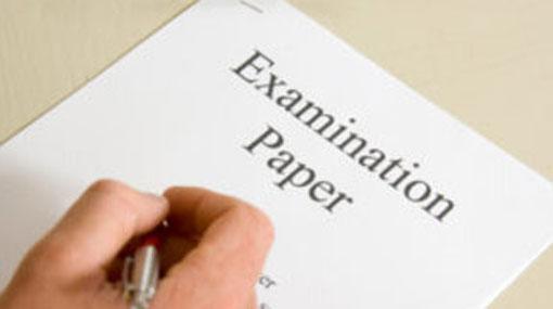 2017 O/L exam from December 12-21