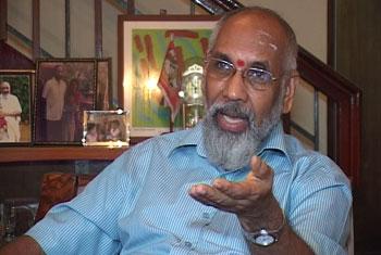 Northern Edu Minister's negative feelings understandable - Wigneswaran