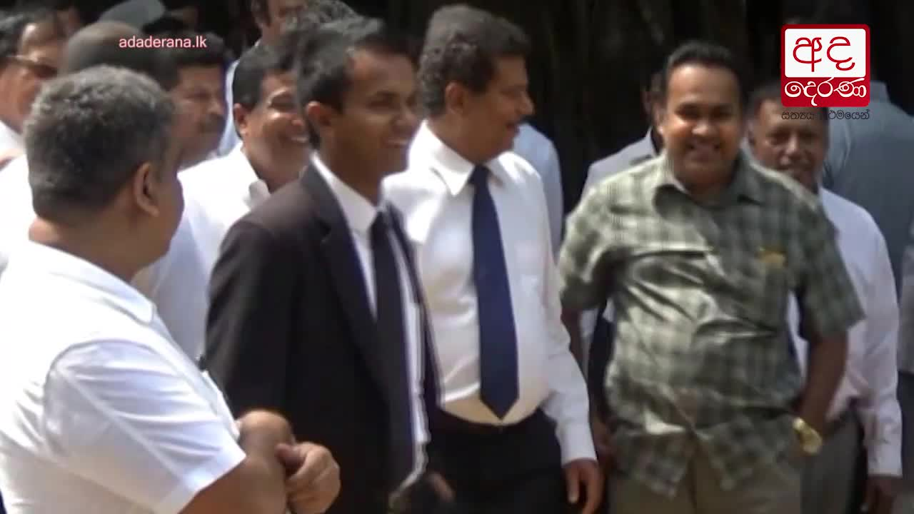 Gamini Senarath released on bail
