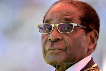 Robert Mugabe resigns as Zimbabwe's President, ending 37-year rule