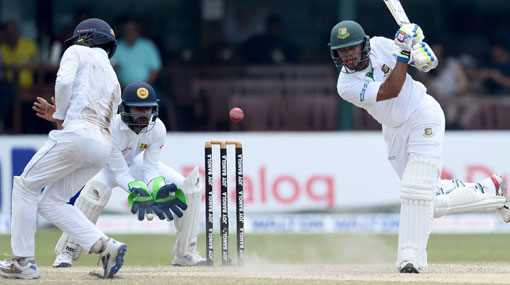 Bangladesh beat Sri Lanka, celebrate their 100th Test match in style