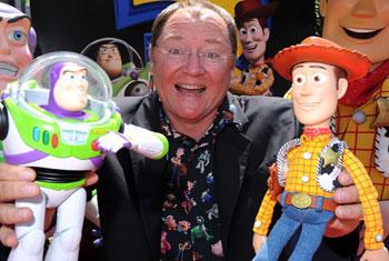 Pixar founder on leave after allegations of 'unwanted hugs'