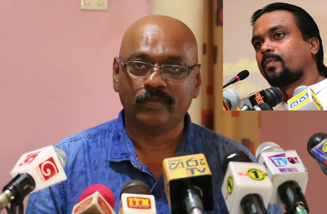 Split in NFF? - Piyasiri says party doesn't need Wimal