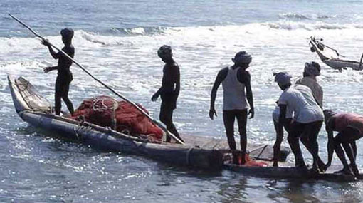Five TN fishermen arrested by Lankan Navy