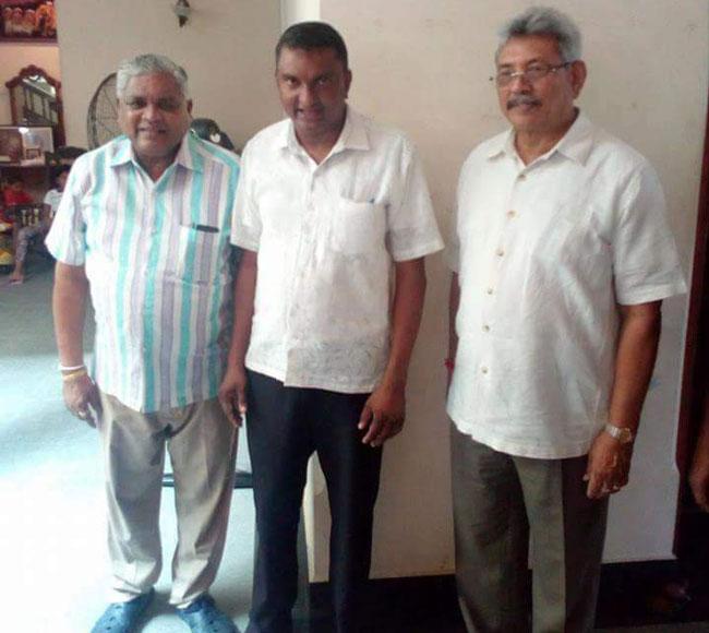 Former CM Maheepala Herath to back Rajapaksa?