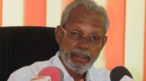 No Mahaviru commemoration within NPC - Chairman