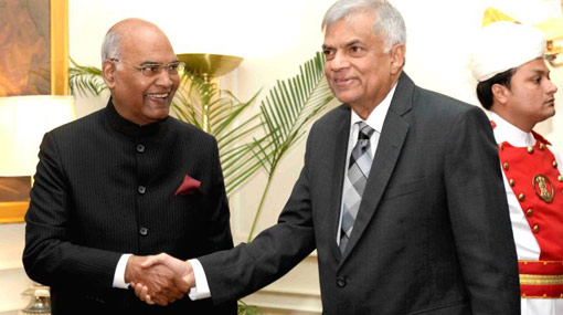 India for a stable, prosperous Sri Lanka: Ram Nath Kovind