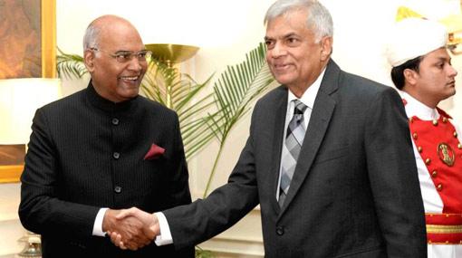 India for a stable, prosperous Sri Lanka: Ram Nath Kovind