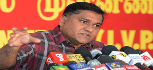 JVP's new challenge to government