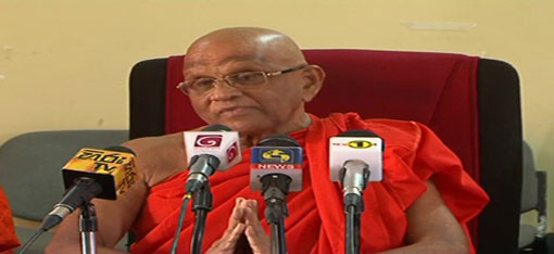 Monks will take to the streets if Gota is arrested - Ananda Thero