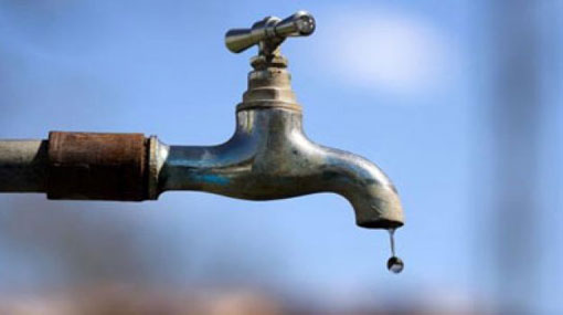 Nine-hour water cut in several areas tomorrow