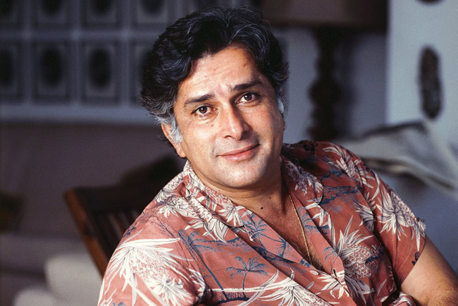 Bollywood star Shashi Kapoor dies at 79