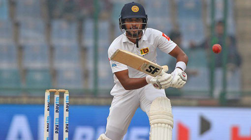Sri Lanka all out for 373