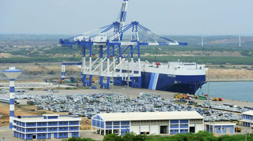 Sri Lanka to hand Hambantota port to Chinese firm, receive $300 million