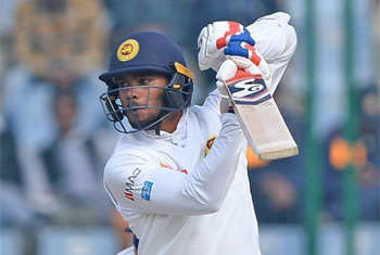 Dhananjaya defies India with gutsy ton