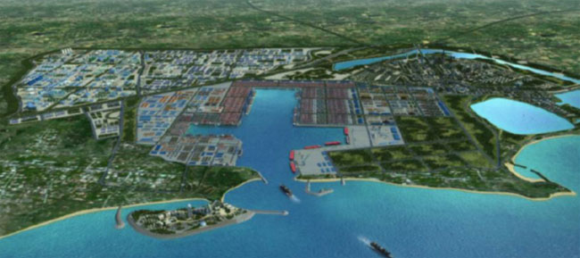 Cabinet approves signing of share ownership agreement on Hambantota Port