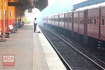 Railway strike continues...