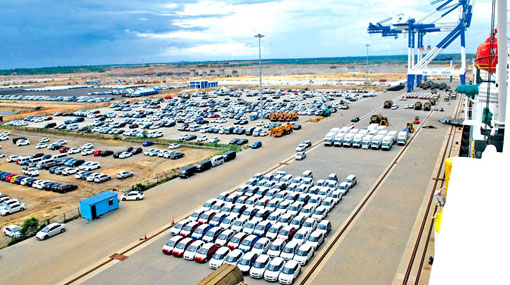 Hambantota port handed over to HIPG and HIPS