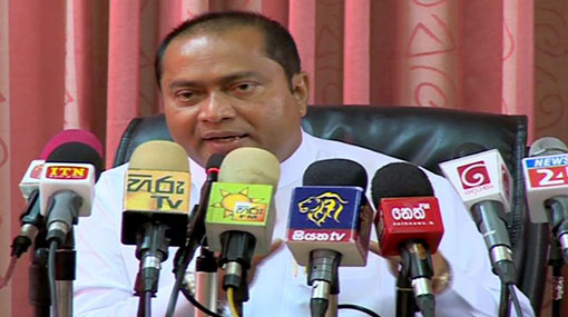 Main focus will be to defeat the UNP, not JO – Isura